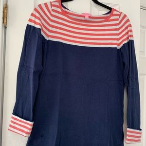 Lilly Pulitzer Striped Sweater